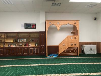 Mezquita La Union, Madrid