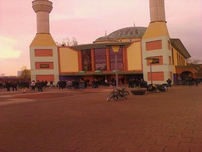 Mevlana Moskee, Rotterdam