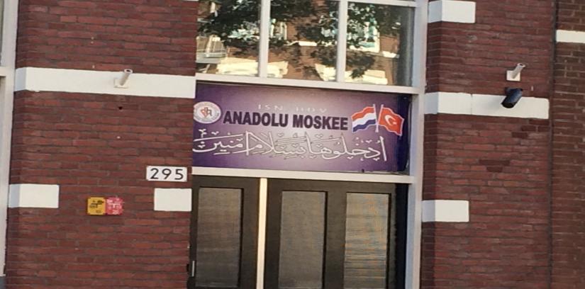 Anadolu Moskee, Rotterdam, Netherlands