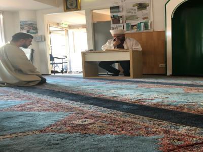 Stichting Moskee Annasr, Rotterdam