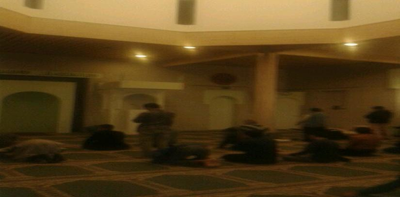 Moskee Beit Al Rahman, Ridderkerk, Netherlands
