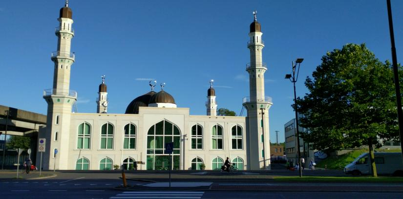 Moskee Taibah, Amsterdam-Zuidoost, Netherlands
