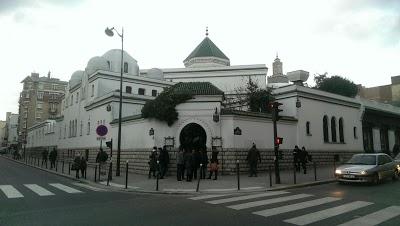 Mosquée de Paris, Paris