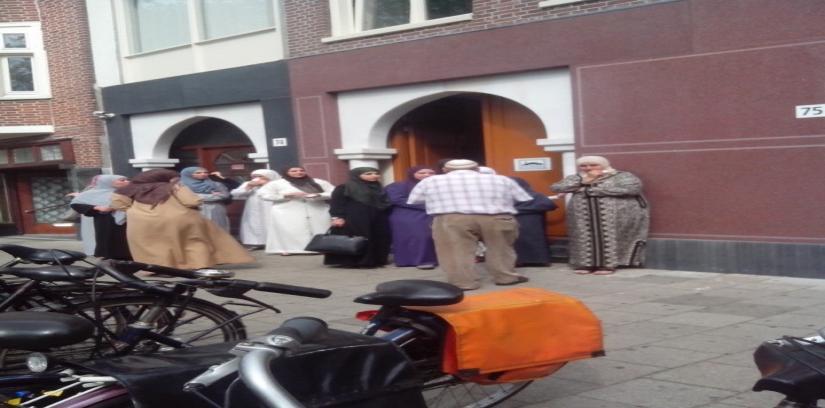 Moskee Al-Kabir, Amsterdam, Netherlands