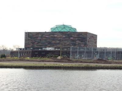 Selimiye Cami, Haarlem