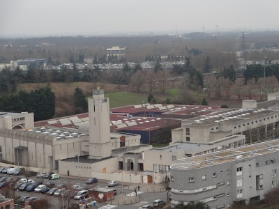 Mosquee Evry Courcouronnes, Courcouronnes