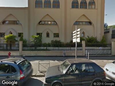 La mosquée Al IHSAN d'Argenteuil, Argenteuil