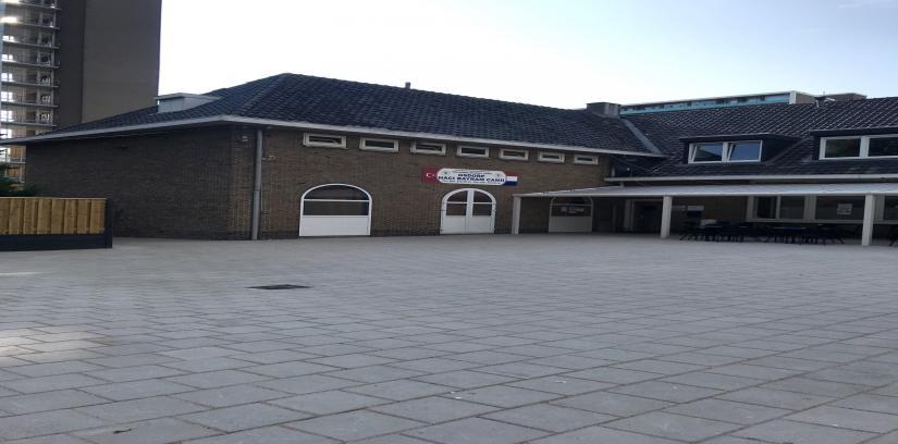 Haci Bayram Camii, Amsterdam, Netherlands