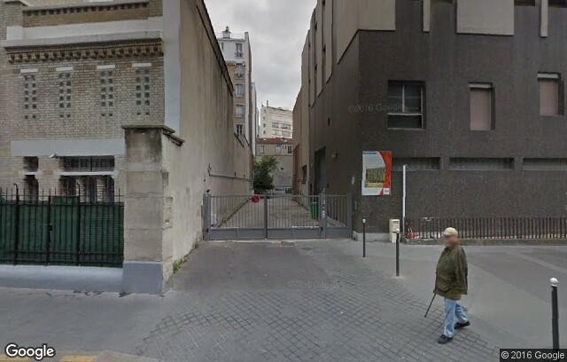 Mosquée de Javel, Paris, France