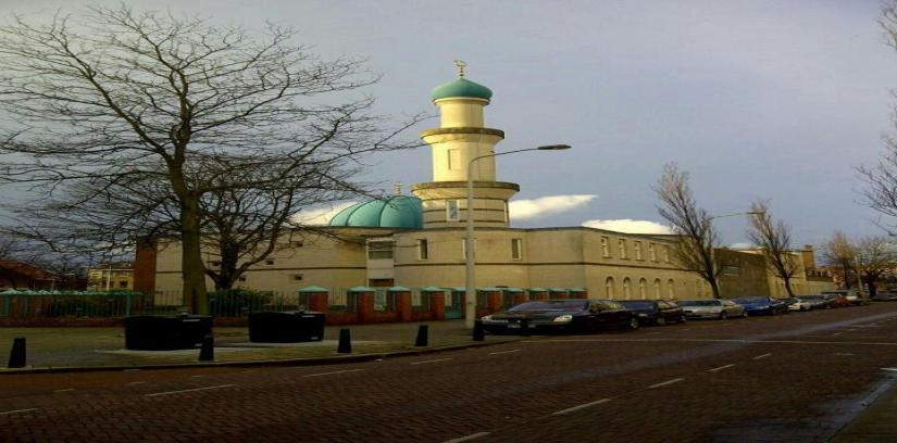 Moskee Noeroel Islam, The Hague, Netherlands