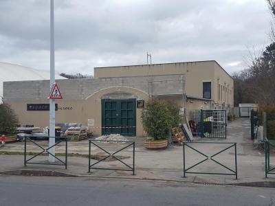 Espace Averoès - Mosquée de sainte geneviève des bois, Sainte-genevieve-des-bois