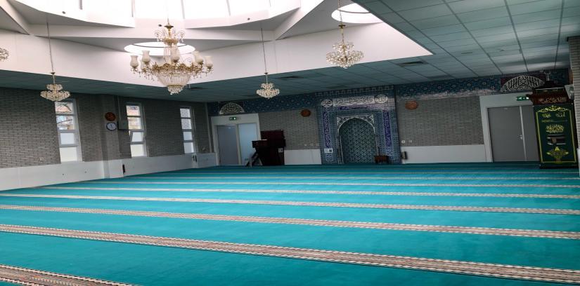 Maassluis Yeni Camii, Maassluis, Netherlands