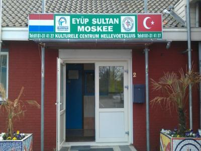 Eyup Sultan Moskee, Hellevoetsluis