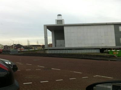 Moskee, Leiden