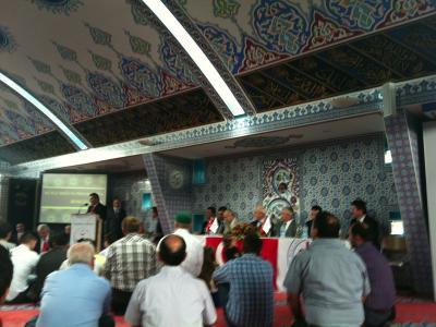 Seyh Abdulkadir Geylani Cami, Waalwijk