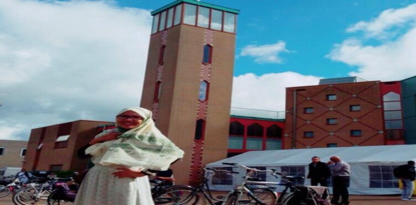 Moskee el Mouahadin (islamitisch cultureel centrum, Ede, Netherlands