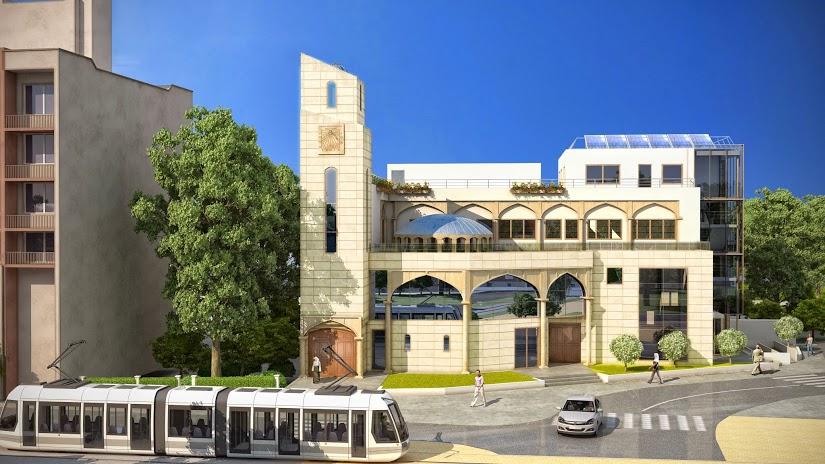 Centre musulman de Clamart, Clamart, France