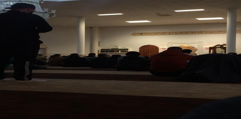Allah's Huis voor Moslims, Enschede, Netherlands
