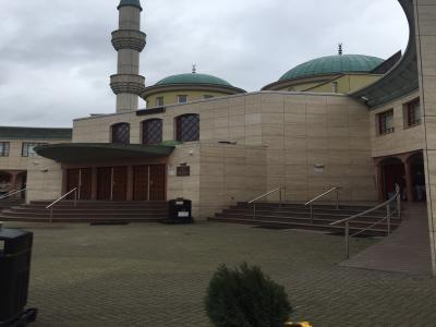 Süleymaniye Moskee, Tilburg
