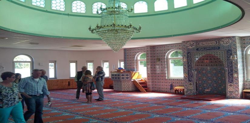 Moskee Haaksbergen, Haaksbergen, Netherlands