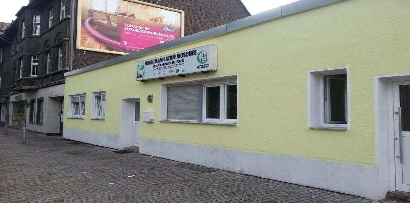 IGMG Dortmund-Derne Imam-ı Azam Camii, Dortmund, Germany