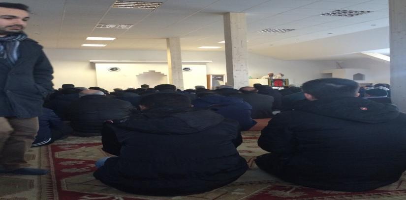 Bochum Moschee, Bochum, Germany