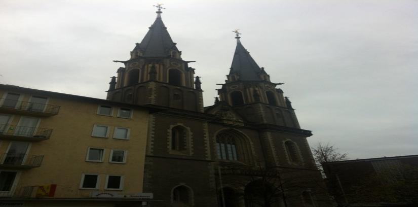 Mëshira (Xhamia e parë shqiptare ne Bonn), Bonn, Germany