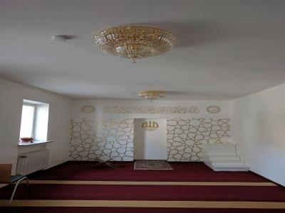 islamische zentrum moschee, Munich