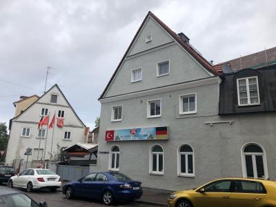 Augsburg Merkez Camii, Augsburg