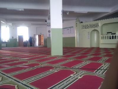 Islamische Informations Serviceleistungen IIS Moschee, Frankfurt am Main