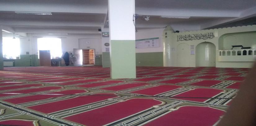 Islamische Informations Serviceleistungen IIS Moschee, Frankfurt am Main, Germany
