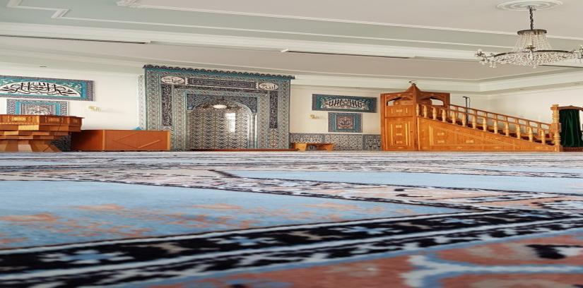 Valide Sultan Moschee, Frankfurt am Main, Germany