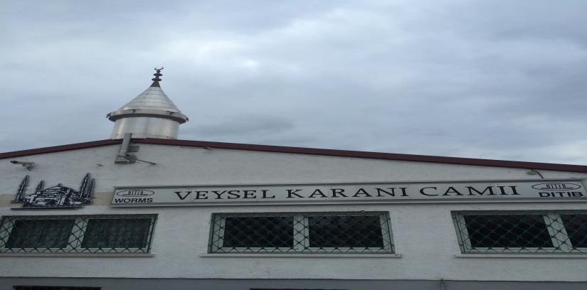 Veysel Karani Camii, Worms, Germany