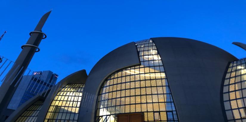 Islamischer Kulturverein Moschee, Cologne, Germany