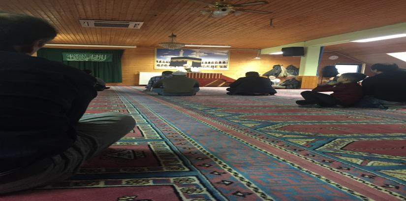 El-Furkan Moschee, Cologne, Germany