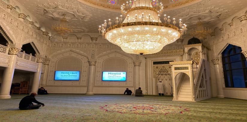 Omar-Ibn-Al-Khattab-Moschee, Berlin, Germany