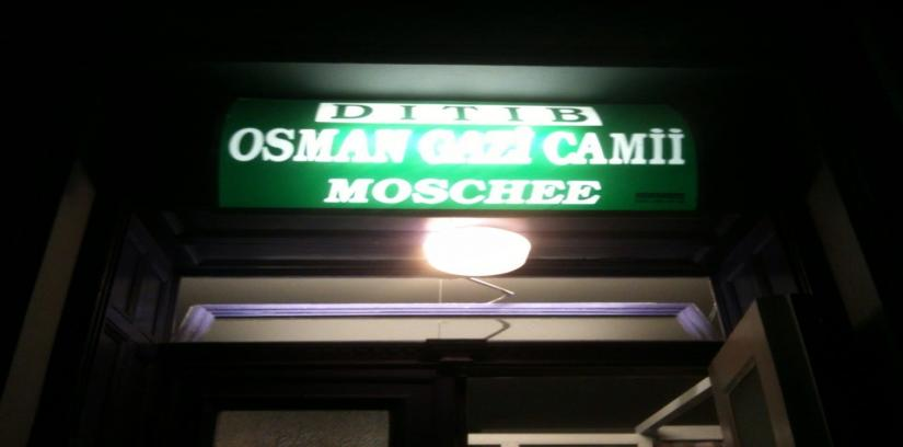 Osman Gazi Moschee, Berlin, Germany