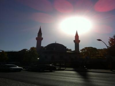 Şehitlik-Moschee, Berlin