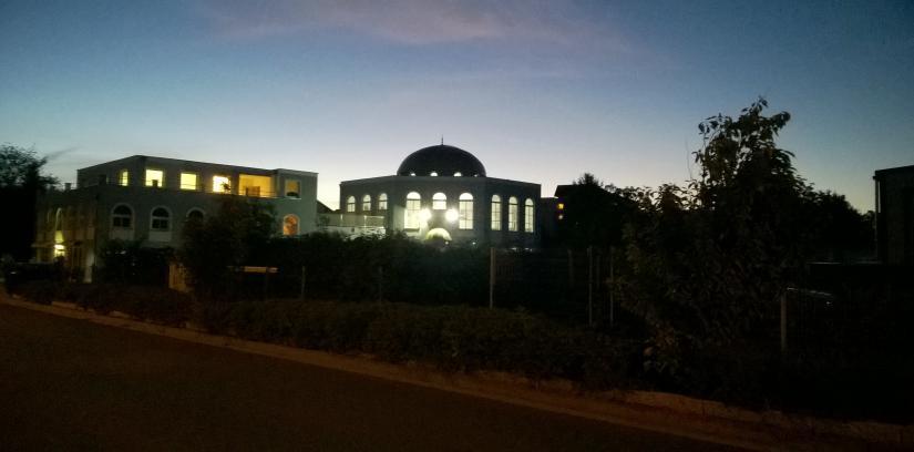 Islamischer Kulturverein Masjid Ali, Mainz, Germany