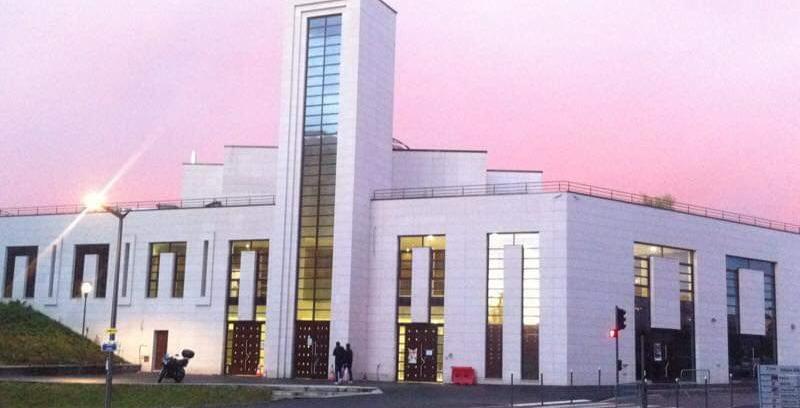 Mosquee CCM De Massy, Massy, France