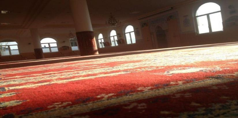 Othman Ibn Affan Moschee, Rüsselsheim, Germany