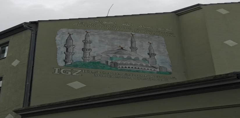 Ayasofya Camii, Essen, Germany