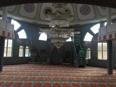 Fatih-Moschee, Essen