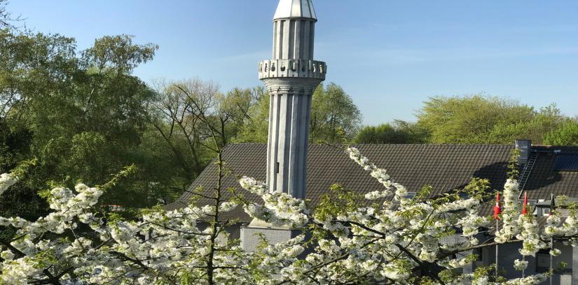 Ge Horst Mevlana Moschee, Gelsenkirchen, Germany