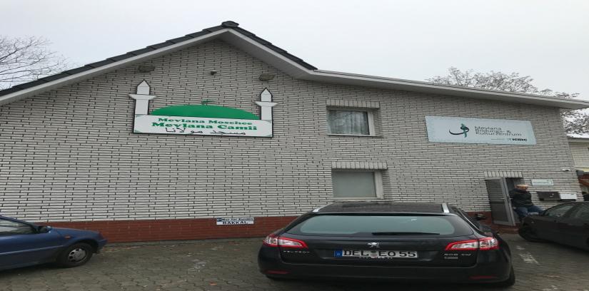 Hz Mevlana Camii, Bremen, Germany