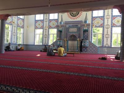 Yeni Fatih Camii Bremerhaven, Bremerhaven