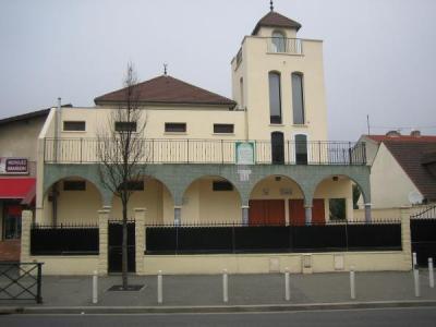 Mosquée Okba Ibn Nafee, Nanterre