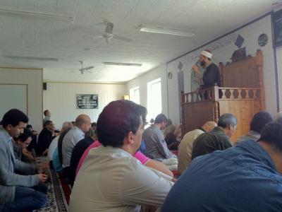Islamische Gemeinde Erlangen, Erlangen