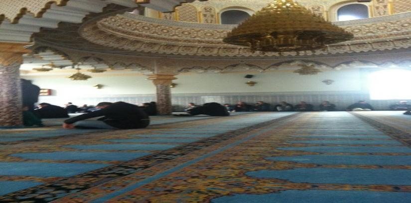 Tauhid Moschee مسجد التوحيد, Wiesbaden, Germany