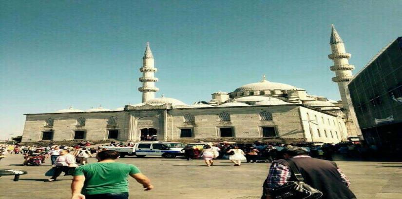 Süleymaniye Camii, Wiesbaden, Germany